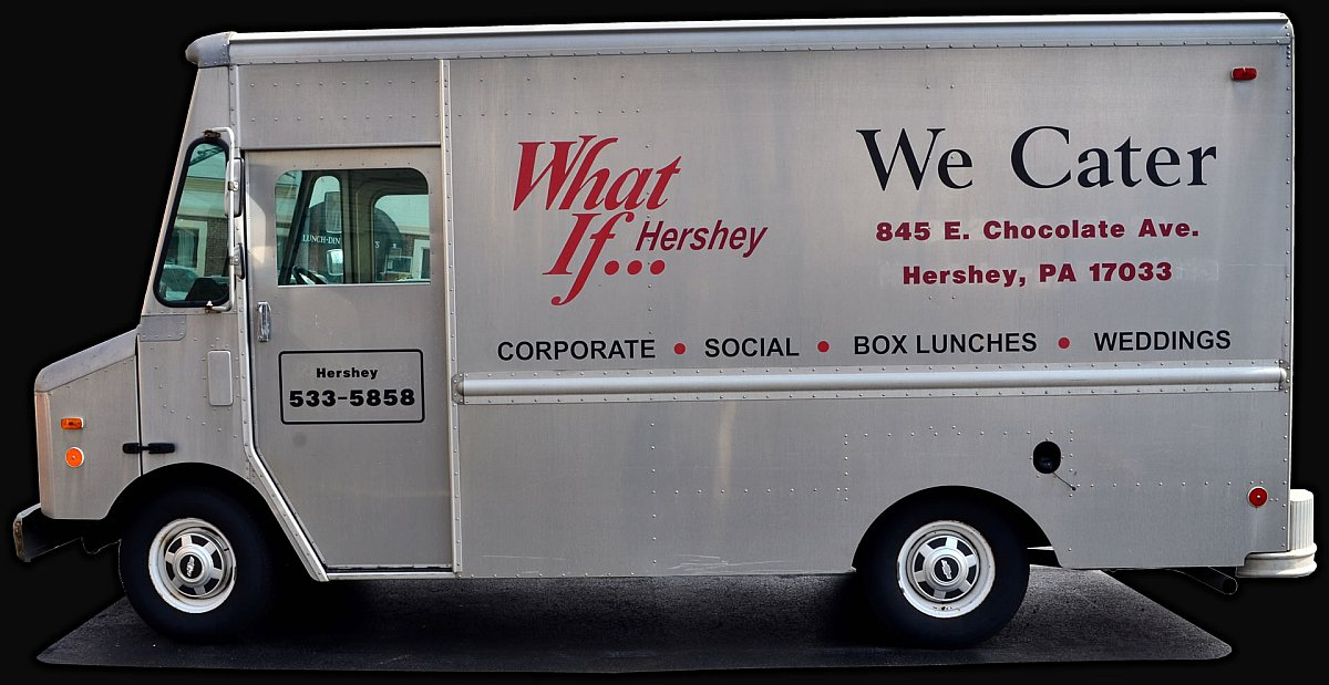 What If Hershey Catering Truck